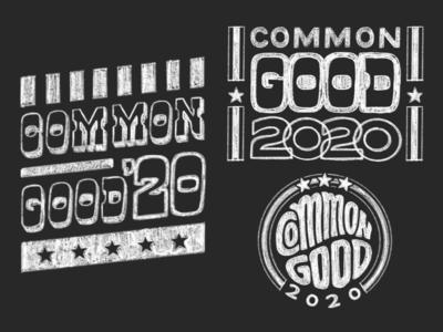 Common Good 2020