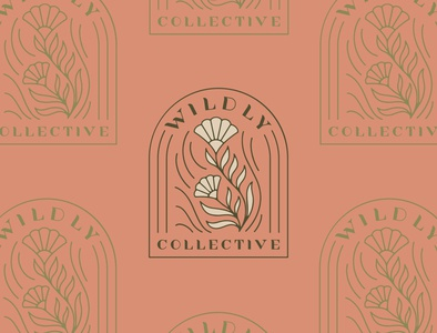 Wildly Collective Primary Logos