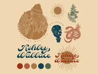 Ashley Wallace Branding