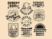 Desert Born Sketches