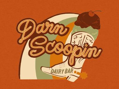 Darn Scoopin'