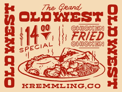 Chicken Fried Chicken - Kremmling, Co
