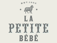La Petite Bébé - Stacked Logo