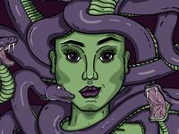 Medusa | detail 2