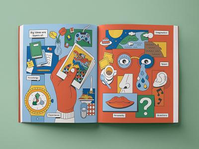 CutOut Issue 25 ideas illustration