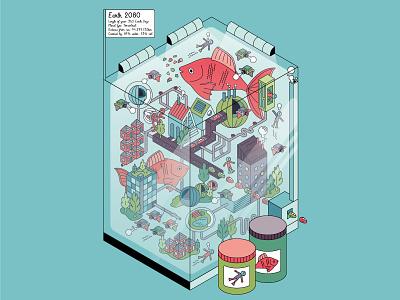 The Juice #07 fanzine illustration magazine