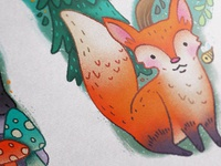 Woodland Critter Letters (1)