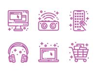 Tech Icons