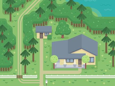 Little Ranch Home