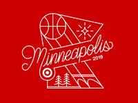 Minneapolis - NCAA 2019