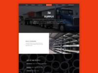 QMF Site // Services // Supply