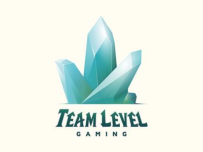 Team Level Gaming magic esports crystal