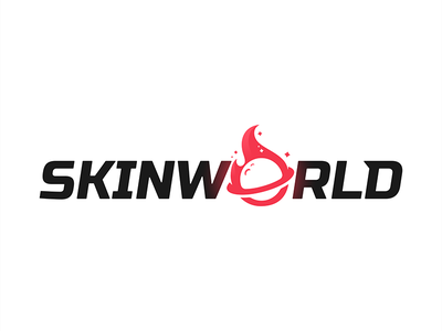 Skinworld world flame planet case loot crate skins weapon gambling csgo