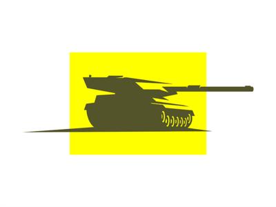 Tank illustration tank