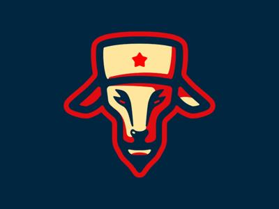 Soviet Goat ushanka goat ussr cccp russian soviet