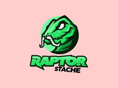 Raptor Stache
