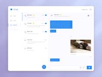 Direct Messaging | DailyUI 013