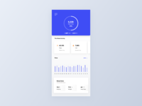 Fitness Analytics Chart | Daily UI 018