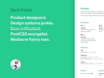 2018 Refresh nerd refresh 2018 new personal portfolio