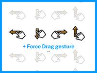 Updates — Interaction / UX Gesture Kit