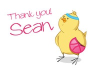 Thank You Sean!