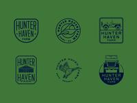 HHF Logos