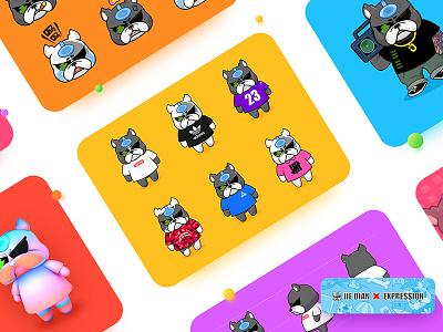 Image design integration colour cute illustration