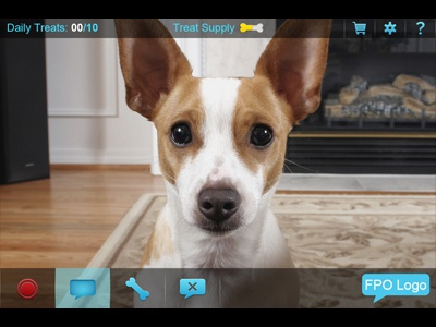 Skype for Pets GUI gui chat icons