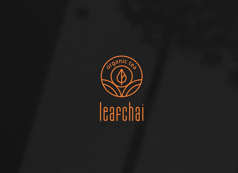 leafchai ui icon web animation branding design studio branding agency