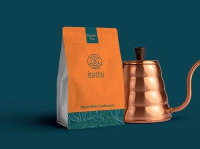 leafchai design branding banglore branding agency