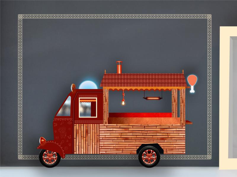 D kitchen banglore design studio branding agency
