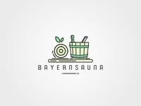 Logo für den Sauna Anbieter - Bayernsauna