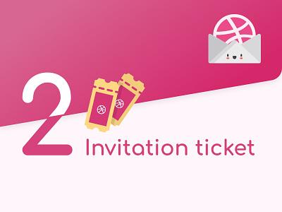 Invite ticker