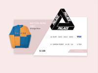 DAILY UI/Credit Card Checkout