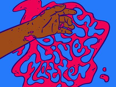 Black lives matte inequality support racism pop art creative design black people illustraion blood anti trump activism african americans protest stop racism cultural change black community black lives matter color of change humanrights