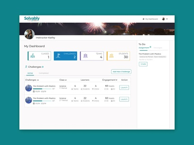 Instructor Dashboard ux teacher dashboard dashboard user experience user interface ux ui design