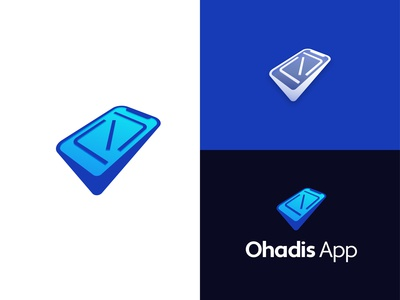 Ohadis App Logo Design