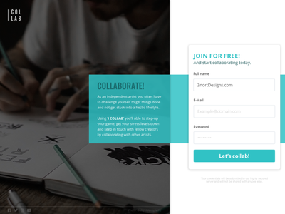 Landing page design to gain subscribers design ui form subscribe form subscription sketch sketchapp ui design landing page landingpage