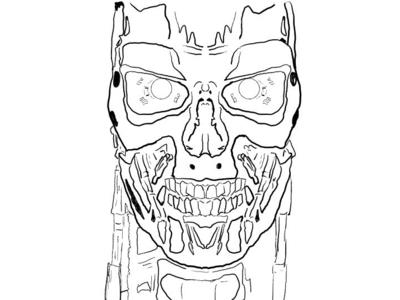 Terminator Exo Skeleton