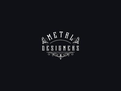 'Metal Designers Antiques' Logo