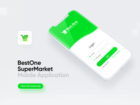 BestOne Supermarket Mobile application! View full case study