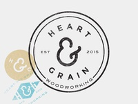 Heart and Grain Logo