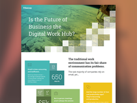 Digital Workspace Infographic