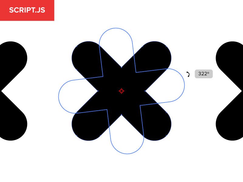 Download Random Rotate Illustrator Script (Freebie)