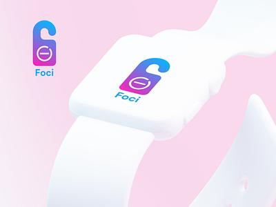 Foci mockup focus smartwatch ux ui
