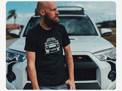 4Runner T-Shirt eddie 4runner shirt design shirt