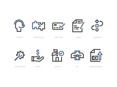 Icons icon glyph iconset icons