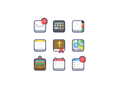 App Icons apps iconography icon set iconset icons