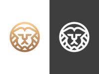 Lion Logo Mark