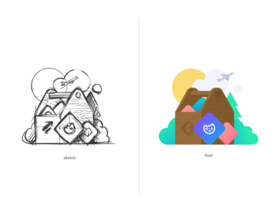 Skup Illustration Exploration